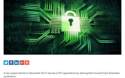 Metacompliance – 2016-09 : Cyber Highway aims to put UK orgs on the road to Cyber Essentials Certification