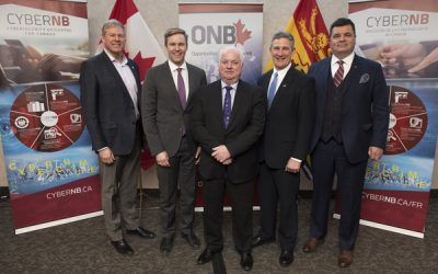 New Brunswick demonstrates leadership bringing Cyber Essentials to Canada